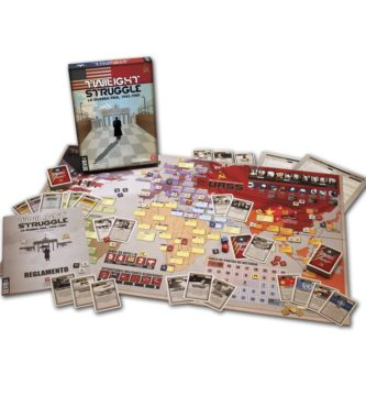 Twilight Struggle, La Guerra Fría