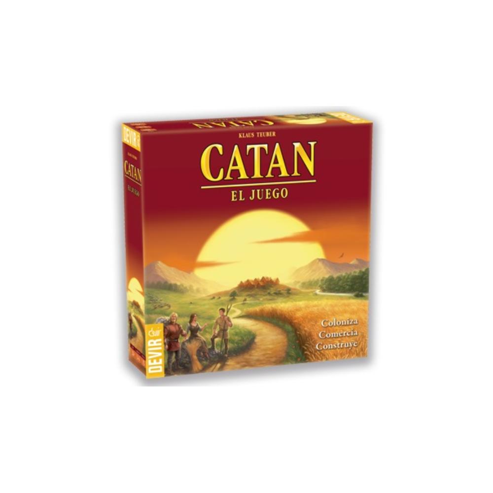 Presentación juego de mesa Catan