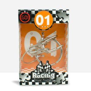 Rompecabezas de alambre - Racing Wire Puzzle Modelo: 1